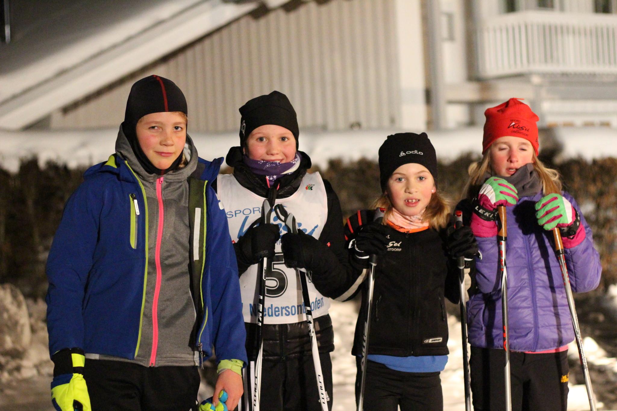 Vereins- & Gemeindemeisterschaft im Langlauf