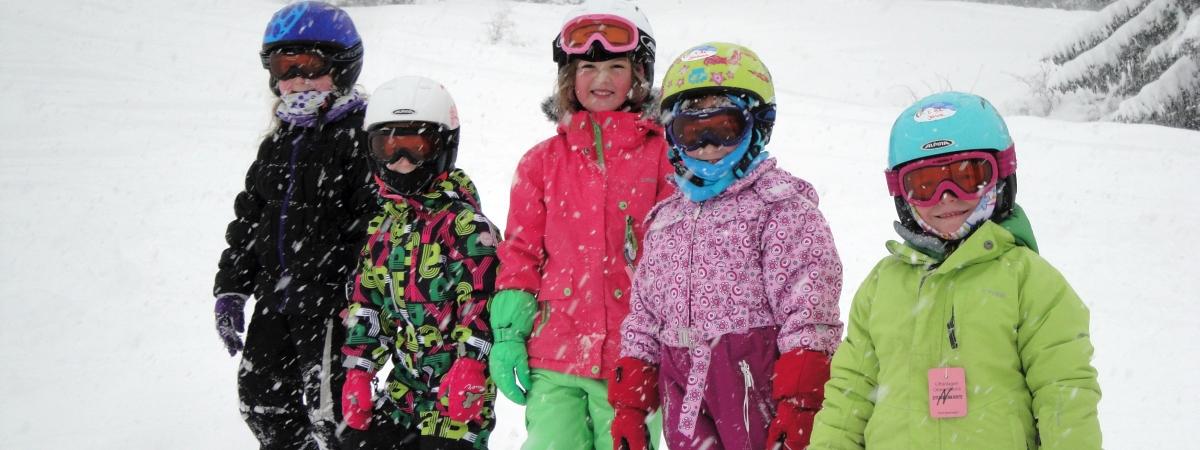 Kinder Skikurs