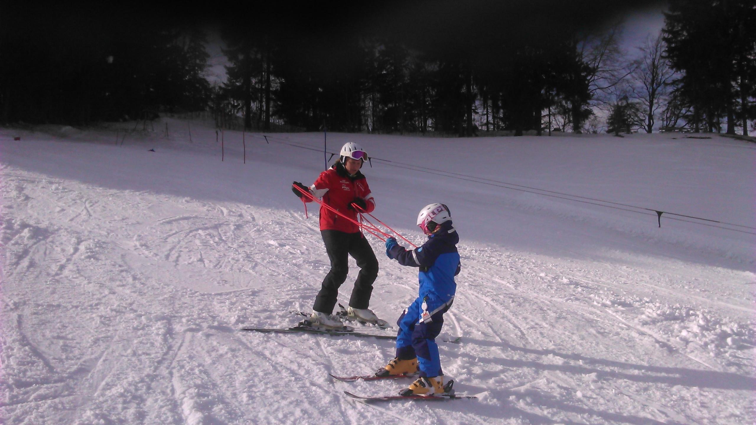 Skitraining geht los