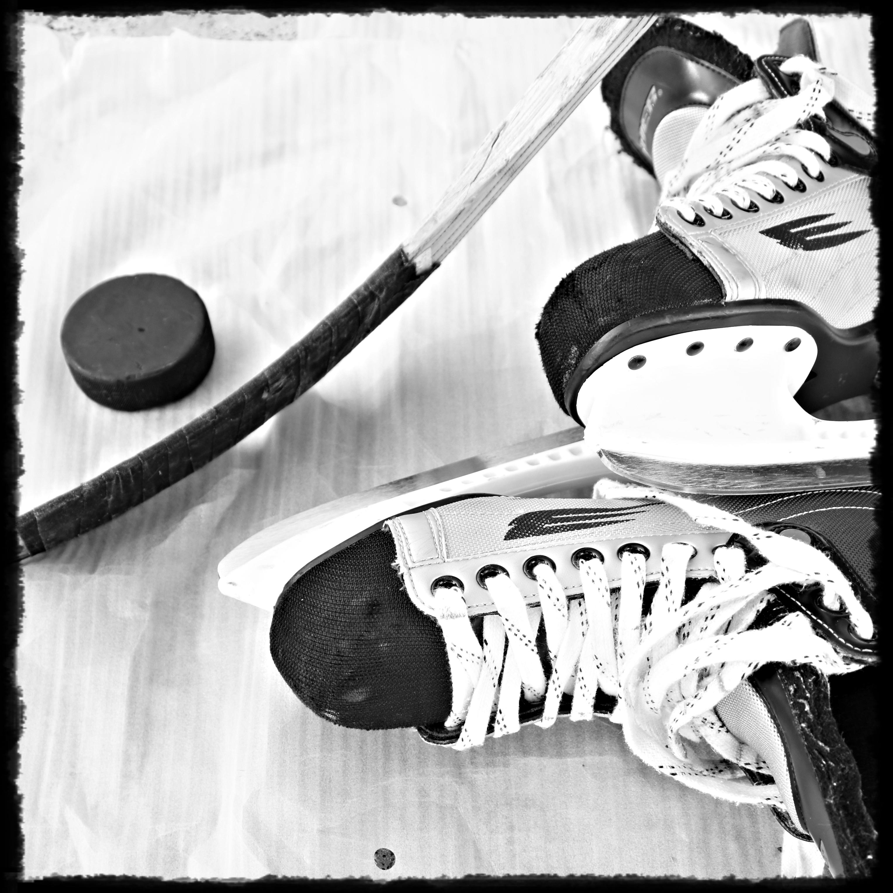 Eishockey Schnuppertraining